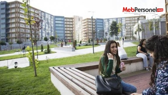 'Türkiye'nin en büyük öğrenci yurdu' açıldı