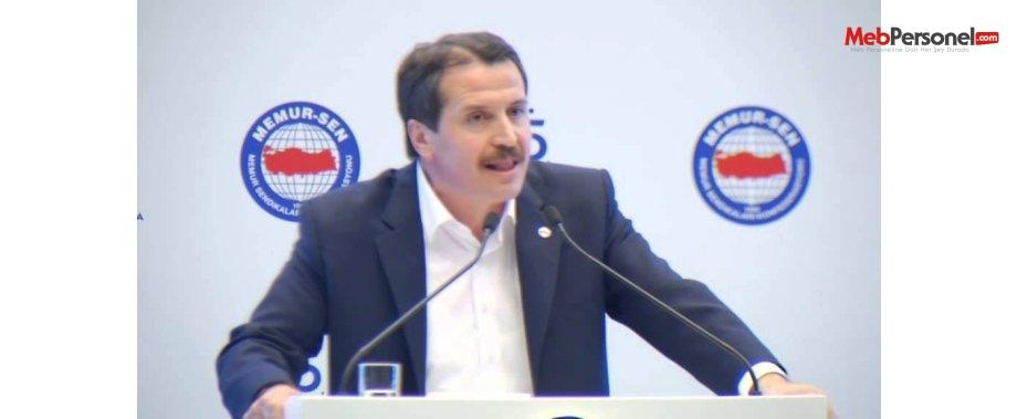 Yalçın: Yurtta Sus Cihanda Sus Eski Türkiye'de Kaldı