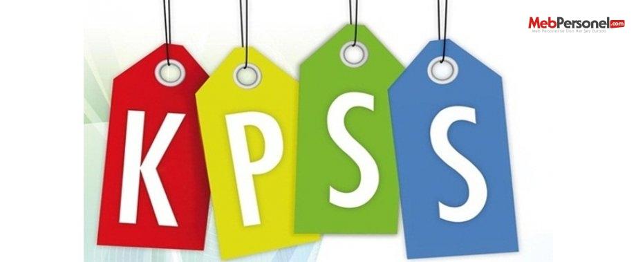 2016 KPSS Ön Lisans sınavı ne zaman?