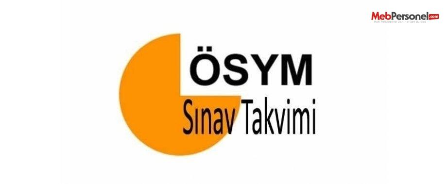 2016 ÖSYM sınav takvimi açıklandı, LYS ve YGS tarihleri belirlendi