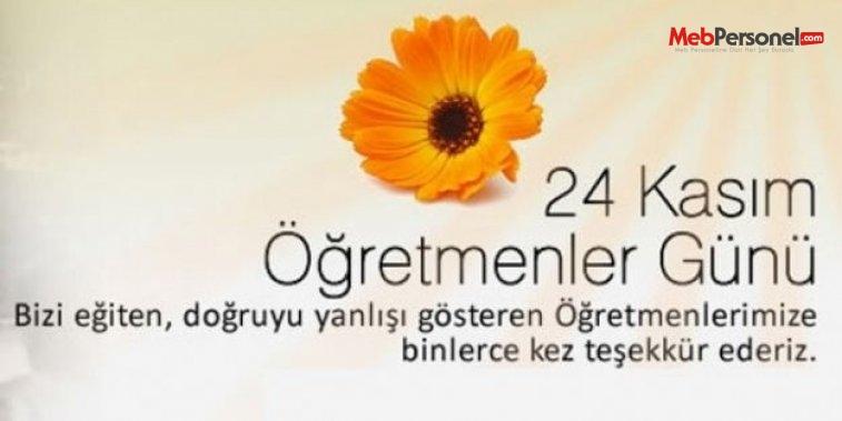 24 Kasım Öğretmenler Günü Hediyeleri- (Güncel)