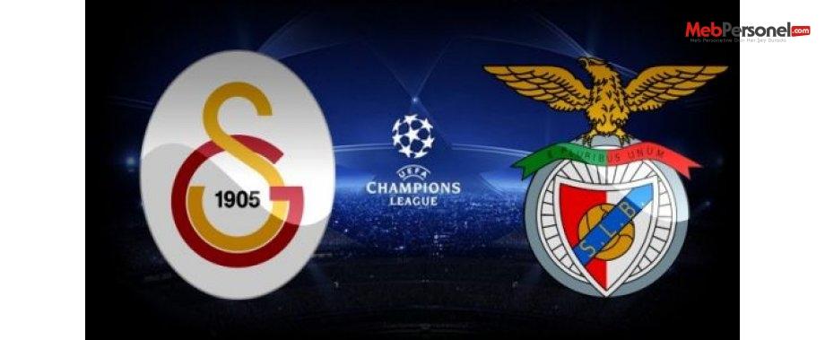 Benfica GS maçı hangi kanalda, ne zaman? | Şampiyonlar Ligi