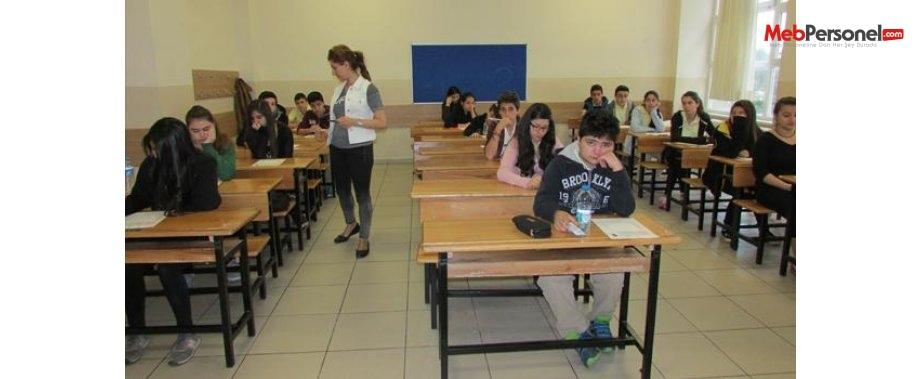 Türkçe sınavı bitti, sırada matematik var
