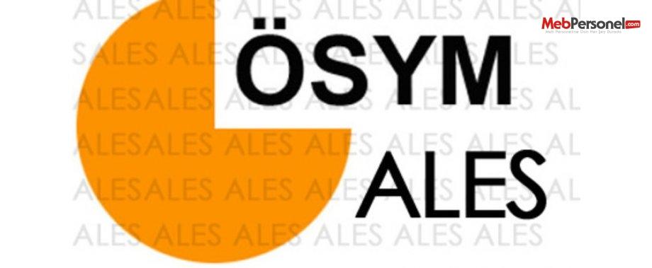 22 Kasım 2015 tarihli ALES sınav sonuçları ne zaman açıklanacak?