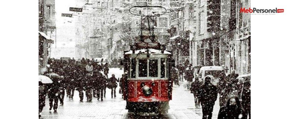 31 Aralık Perşembe İstanbul'da Kar Tatili Var Mı? Okullar Tatil Mi?