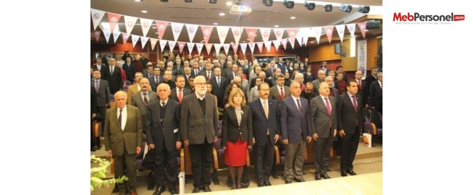 Eğitim İş Kuruluşunun 10. Yılını Kutladı