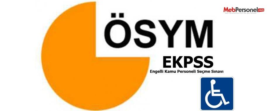 EKPSS tercih kılavuzu yayımlandı - mebpersonel