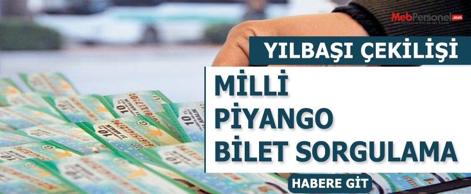 Milli Piyango Bilet Sorgulama 2016