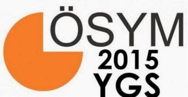2015 YGS Puan Hesaplama Kaç nete kaç puan gelir