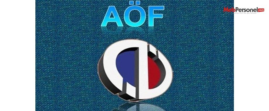 Anadolu Üniversitesi'nden AÖF sınavında 'mükerrer' soru açıklaması