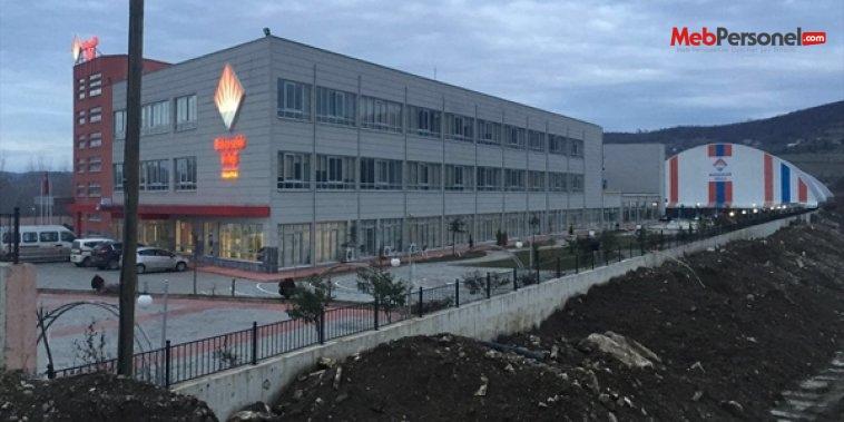 Bartın'da özel bir okula ait kalorifer kazanı patladı: 1 yaralı