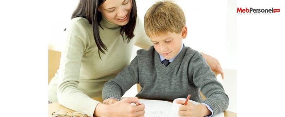 Çocuğun başarısı okul-veli ilişkisine bağlı