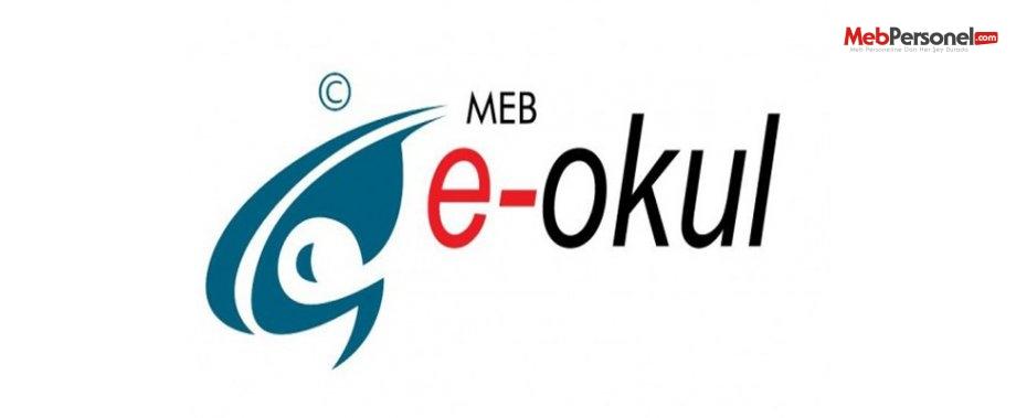 E-Okul Karne Girişi Sorgulama Ekranı