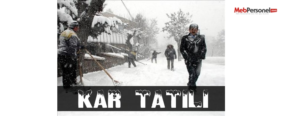 İstanbul'da yarın okullar tatil mi ?