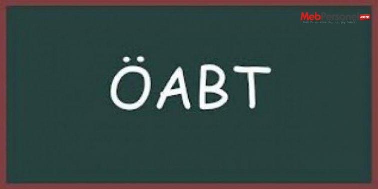 Okul Öncesi Öğretmenliği ÖABT Örnek Soruları