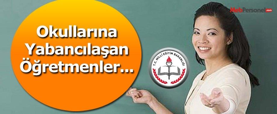 Okullarına Yabancılaşan Öğretmenler
