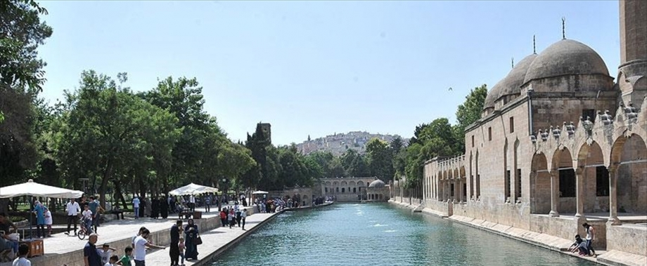 Şanlıurfa turizmi 'Eski Urfa' ile canlanacak