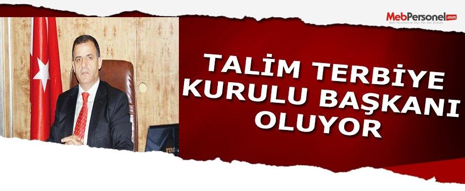 İstanbul İl Müdürü Muammer Yıldız Talim Terbiye Kurulu Başkanı oluyor