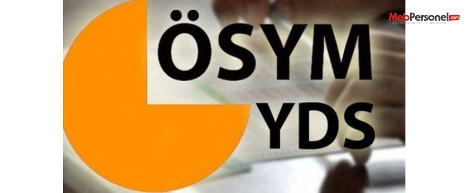 2016 YDS başvuruları 3 Şubat'ta başladı