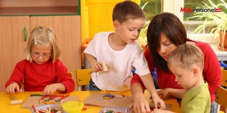 Çocuk gelişimi: Üç yaşına kadar abartmamak gerek
