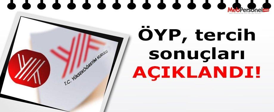 ÖYP yabancı dil eğitimi tercih sonuçları açıklandı