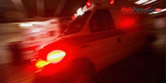 Aksaray'da sınıfta fenalaşan öğrenci öldü