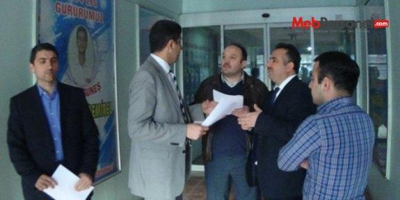 Iğdır'da özel bir dershane'ye kapatma kararı