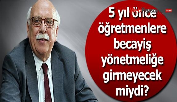 MEB, 2011 yılında becayiş, yönetmeliğe girecek demişti
