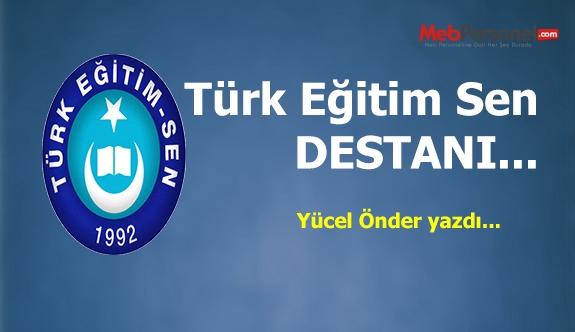 Türk Eğitim-Sen Destanı