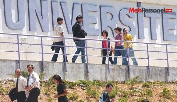 """Üniversitelerde """"yabancı dille eğitime"""" yeni düzenleme"""