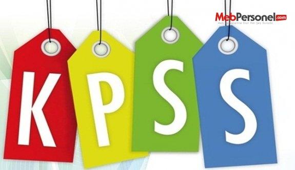 2016 KPSS Sınav Giriş Belgesi Çıktısı Alma