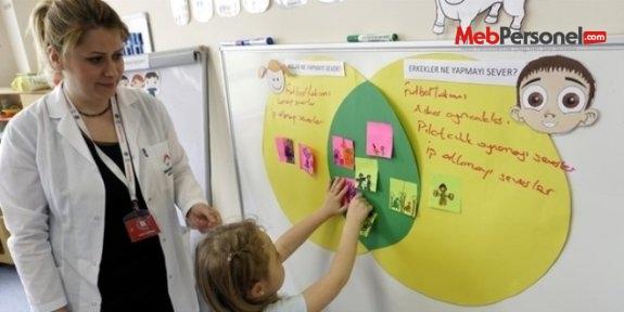 885 öğrenciye 'cinsiyet eşitliği' eğitimi