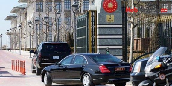 Yeni Bakanlar Kurulu Beştepe'de toplandı