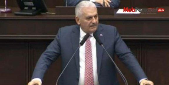 Başbakan  CHP'nin Başkanlık teklifine destek verdi