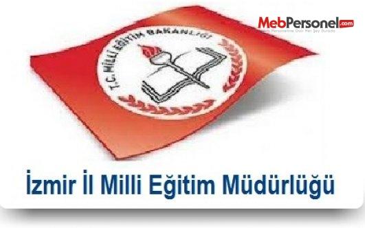İzmir 2016 Müdür Görevlendirme Sonuçları