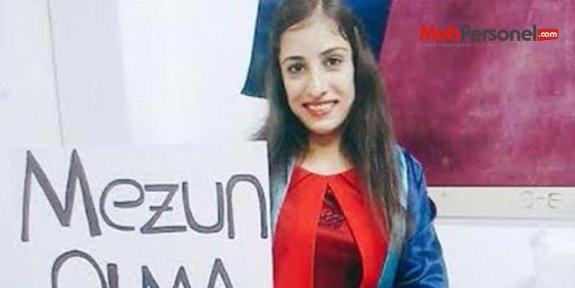 Kaza da hayatını kaybeden lise öğrencisi toprağa verildi
