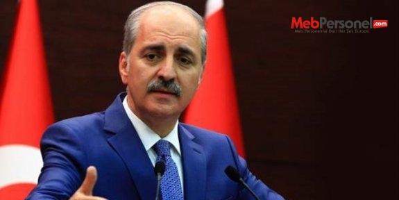 Kurtulmuş'tan 'Ramazan Bayramı Tatili' açıklaması