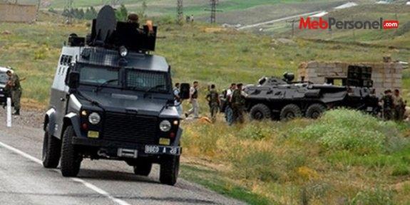 Mardin'de terör saldırısı: 2 şehit,3 yaralı