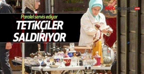 'Emine Erdoğan'ın alışverişi' yalanı da tutmadı