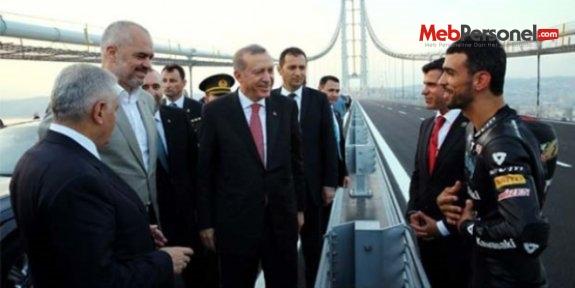 Erdoğan'dan Sofuoğlu'na: Kenan oğlum bizi çıldırtma