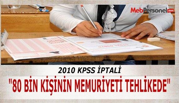 """""""80 BİN KİŞİNİN MEMURİYETİ TEHLİKEDE"""""""