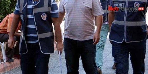Çanakkale'de, 23 memur gözaltına alındı