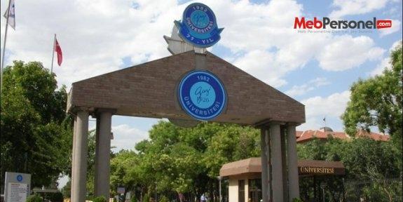 Gazi Üniversitesi'nde 178 personel açığa alındı