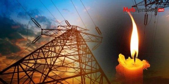İstanbul'da bazı ilçelere 27 Ağustos'ta elektrik verilemeyecek
