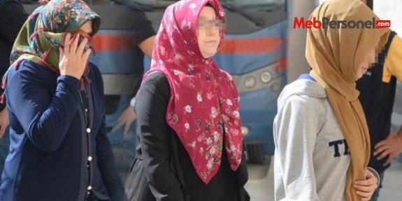 Karaman'da, aralarında öğretmenin de olduğu 10 kişi tutuklandı