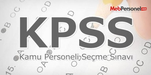 KPSS iptali 150 bini aşkın kamu personelini doğrudan etkileyecek