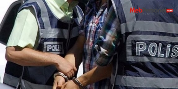 Mahkemece serbest bırakılan öğretmen, tutuklandı