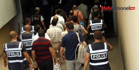 Ordu'da 28 kamu görevlisi gözaltına alındı