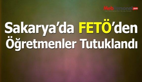 Sakarya'da öğretmen ve sağlık memuru 11 kişi FETÖ'den tutuklandı