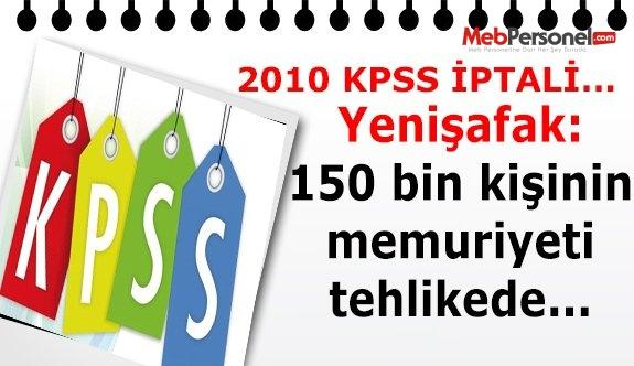 Yenişafak: 2010 KPSS için kanuni düzenleme yapılabilir